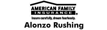 American Family Insurance Alonzo Rushinglogo