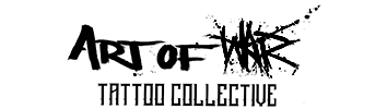 Art Of War Tattoo Collective Logo