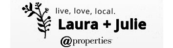 At Properties - Laura + Julie logo