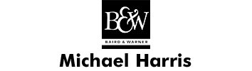 Baird & Warner - Michael Harris logo