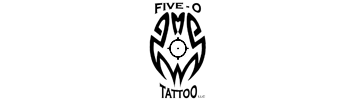 Five-O-Tattoo logo
