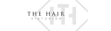 The Hair Historian logo