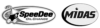 Midas SpeeDee Oil Change logo