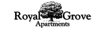 Royal Grove Apartments logo