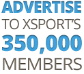 advertise to xsport's 300,000 members