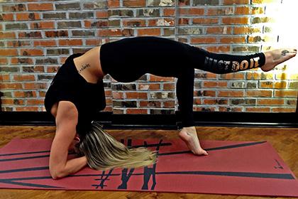 workout  vinyasa flow or power yoga  the xsport life