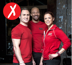 XSport Fitness Staff