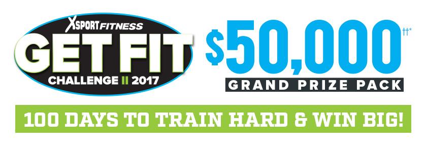 Get Fit Challenge II