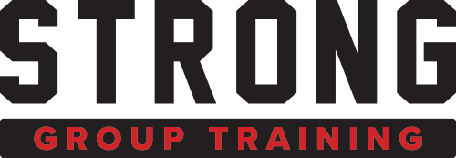 strong group training logo