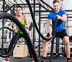 battle ropes small for mobile image