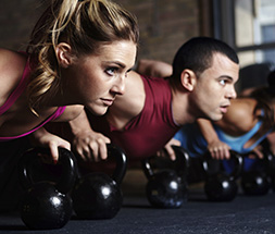 kettlebell pushups small for mobile image