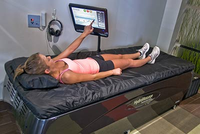hydromassage bed