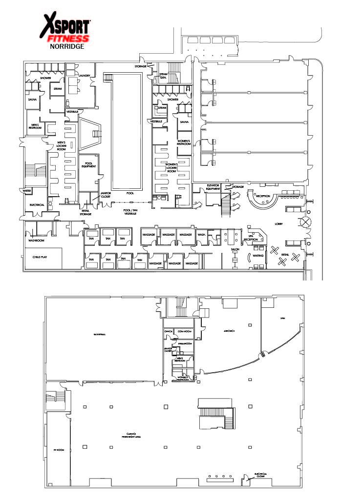 nor floor plan