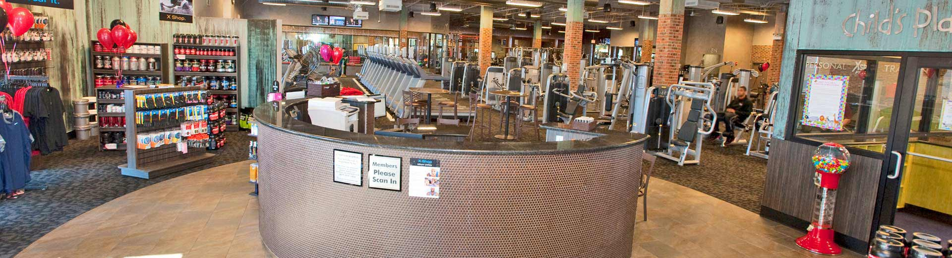 belmont & sawyer chicago gym amenities | xsport fitness