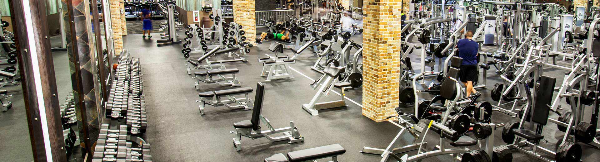 melrose park il gym amenities | xsport fitness