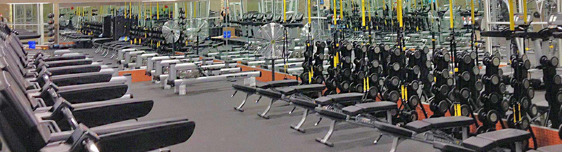alexandria virginia gym amenities