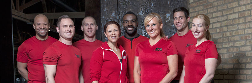 XSport Fitness Personal Trainers