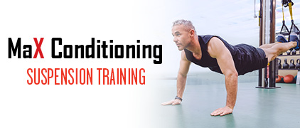 Strengthen and Tone in MaX Conditioning - Suspension Training