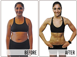 Success Stories - Shahd - Before and After