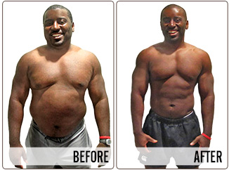 Success Stories - CJ - Before and After