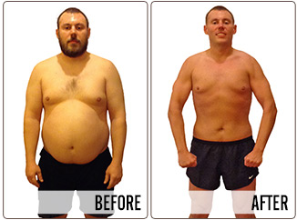 Success Stories - eric - Before and After