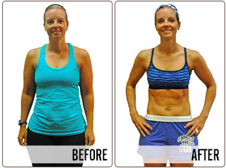 Success Stories - Sarah - Before and After