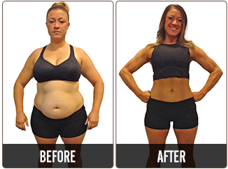 Success Stories - Tasha - Before and After
