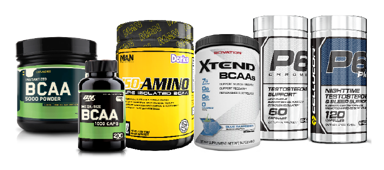 supplements for building strength
