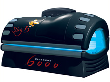Tanning Bed - Ultrasun Sting Bee
